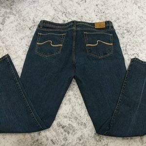 US polo assn denim straight leg jeans